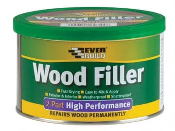 2-Part High-Performance Wood Filler Medium Stainable 500g